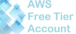 AWS Free Tier Account