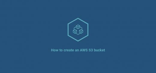 How to create an AWS S3 bucket